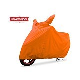 BJ MOTOR Cover Super Motor Warna - Orange - Cover Motor