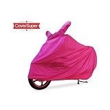 BJ MOTOR Cover Super Motor Warna - Ungu Pink - Cover Motor