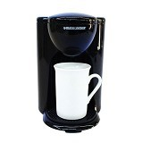 BLACK & DECKER Coffee Maker [DCM25-B1] (Merchant) - Mesin Kopi Manual