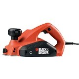 BLACK & DECKER Rebating Planer [KW712-QS] - Mesin Serut / Planers, Trimmers & Routers