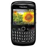 BLACKBERRY 8520 Gemini (Garansi by Merchant) - Black - Smart Phone BlackBerry