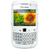 BLACKBERRY 8520 Gemini (Garansi by Merchant) - White - Smart Phone BlackBerry