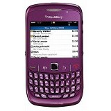 BLACKBERRY Curve 8530 CDMA - Purple - Smart Phone Blackberry