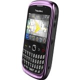 BLACKBERRY Curve 9330 CDMA - Purple (Merchant) - Smart Phone Blackberry