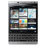 BLACKBERRY Passport - Silver Edition - Smart Phone BlackBerry