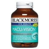 BLACKMORES Macu Vision Plus 150 Tablets [BMBIOCC-23] - Suplement Mata