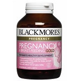 BLACKMORES Pregnancy and Breastfeeding Gold - 120 Caps - Suplement Otak