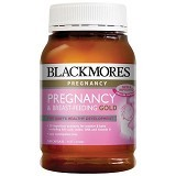 BLACKMORES Pregnancy and Breastfeeding Gold - 180 Caps - Suplement Otak