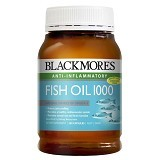 BLACKMORES Premium Omega 3 Fish Oil 1000mg 200caps [BMOO3200CAPS]