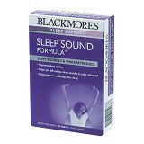 BLACKMORES Sleep Sound Formula 30 Tablets [BMBIOCC-25] - Suplement Peningkat Metabolisme Tubuh
