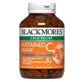 BLACKMORES Sustained Release C - 200 Low Acid Tablets - Suplement Penambah Daya Tahan Tubuh