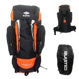 BLASTED Tas Carrier Adventure Camping - Orange (Merchant) - Tas Carrier / Rucksack