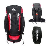 BLASTED Tas Carrier Adventure Camping - Red (Merchant) - Tas Carrier/Rucksack
