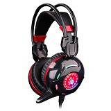 BLOODY Backlight Gaming Headset [G300] (Merchant) - Gaming Headset