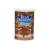 BLUE DIAMOND Roasted Almonds Barbecue 130gr [P001847] - Aneka Kacang