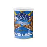 BLUE DIAMOND Roasted Almonds Salted 130gr [P001845] - Aneka Kacang