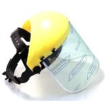 BLUE EAGLE Bracket [B1] + Clear [FC48] Welding Protection (Merchant) - Helm Proyek / Safety Helmet