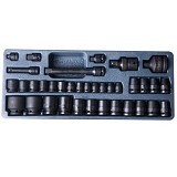 BLUE POINT Impact Sockets Set [BPS13] - Mata Sok