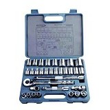 BLUE POINT Socket Set [BLPATSM1232] - Kunci Sok Set