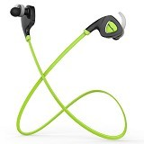 BLUEDIO Bluetooth Headset Q5 - Green - Headset Bluetooth