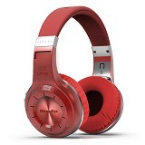 BLUEDIO Headphone H+ Turbine Hurricane - Red - Headset Bluetooth