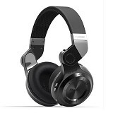 BLUEDIO T2 Bluetooth Headset - Black - Headset Bluetooth