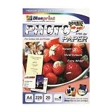 BLUEPRINT Double Sided Photo Paper 220 gsm A4 [BP-DSGA4220] (Merchant) - Kertas Foto / Photo Paper