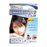 BLUEPRINT Laminating Glossy Film A4 [BP-GFA455] (Merchant) - Kertas Foto / Photo Paper
