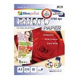 BLUEPRINT Photo Paper Glossy 190 gsm A3 [BP-GPA3190] (Merchant) - Kertas Foto / Photo Paper