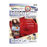 BLUEPRINT Photo Paper Glossy 210 gsm A4 (Merchant) - Kertas Foto / Photo Paper