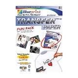 BLUEPRINT Transfer Paper Fun Pack D (Merchant) - Kertas Foto / Photo Paper