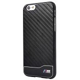 BMW Carbon Alumunium Case for Apple iPhone 6  Plus - Black (Merchant) - Casing Handphone / Case