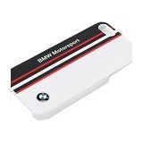BMW Motorsport Shinny Case for Apple iPhone 6 Plus - White (Merchant) - Casing Handphone / Case