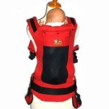 BOBITA Carrier Gen2 [BC02-003] - Red - Carrier and Sling