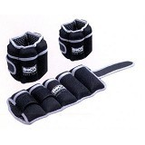 BODY SCULPTURE Ankle Weights 5lbs [BS04] - Hitam - Other Exercise