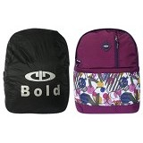 BOLD Notebook Backpack [7018c] - Purple (Merchant) - Notebook Backpack