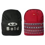 BOLD Notebook Backpack [7018a] - Red (Merchant) - Notebook Backpack