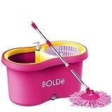 BOLDE Super Mop [M-169X] + New Pel Lantai - Pink (Merchant) - Pembersih Lantai