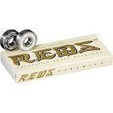 BONES Ceramic Super Reds Bearings - Papan Skateboard & Aksesoris