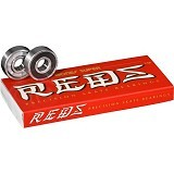 BONES Super Reds Bearings - Papan Skateboard & Aksesoris