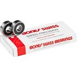 BONES Swiss Bearing - Papan Skateboard & Aksesoris