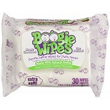 BOOGIE WIPES Extra Soft Wipes Simply Unscented 30 ct [OBW03] - Baby Wipe / Tissue Basah