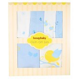 BOOGY BABY Cloth Gift Set Boy [163] - Celemek Bayi / Bib