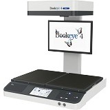 BOOKEYE Scanner Wide Format [BE4-BDLK2-V2] - Scanner Wide Format
