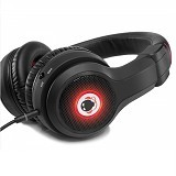 BOOMPHONES Headphones Phantom [CSI-BPSK02ME] - Black - Headphone Full Size