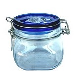 BORMIOLI Fido Blue Top Jar 50Cl [149510] - Toples
