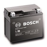 BOSCH Aki Kering Motor [GTZ-5S] - Battery Charger Otomotif / Cas Aki