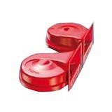 BOSCH Klakson Mobil Bosch Windtone Set - Red - Klakson Mobil