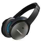 BOSE Headphone QuietComfort QC25 Samsung/Android Devices [HDPRA0117] - Black - Headphone Full Size