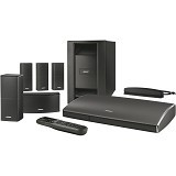 BOSE Lifestyle Soundtouch 525 Home Theater System [LFPRA0096] - Black (Merchant) - Home Theater System